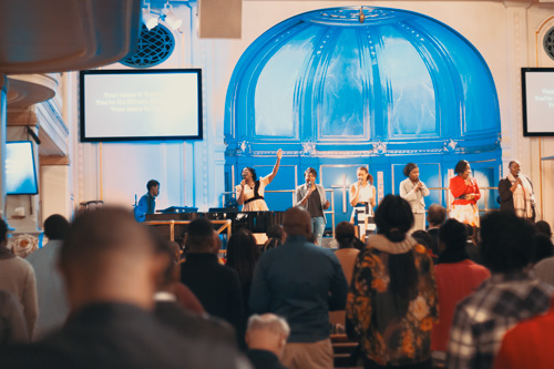 Citychurch International - Service