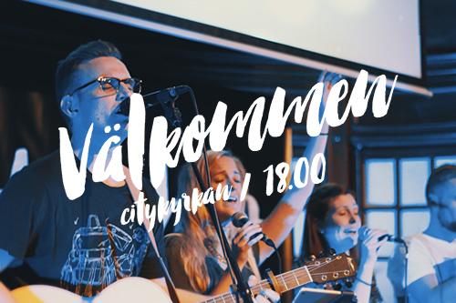Cityrkyrkan - Worship Nights - Lovsång