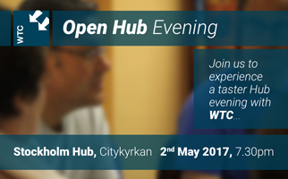 WTC – Open Hub evening