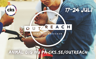 Outreach – Stockholmsveckan