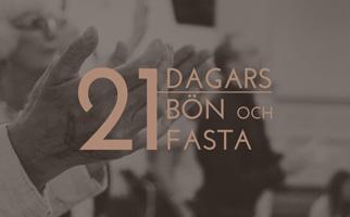 21 dagar i bön och fasta