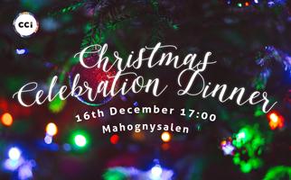 CCI Christmas Celebration Dinner