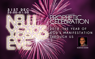 New year's eve prophetic celebration