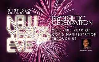New year's eve prophetic celebration