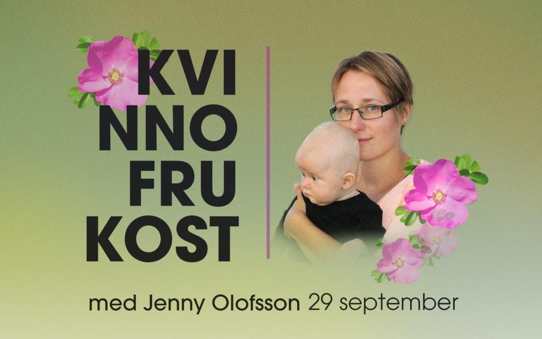Kvinnofrukost 29 september
