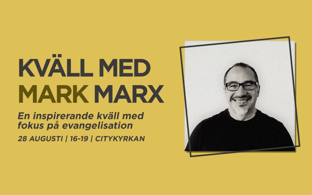 Evangelisation med Mark Marx