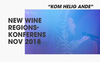 New Wine Regionskonferens