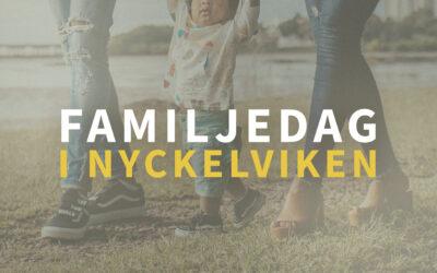 Familjedag i Nyckelviken