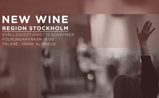 New Wine Kvällsgudstjänst
