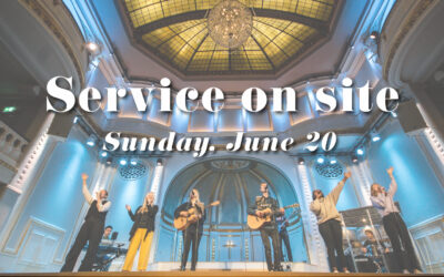 Service on site | 20th & 27th of June
