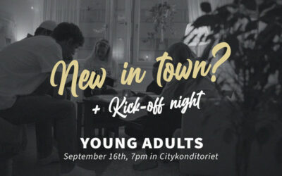 New in town + Kick-off Night
